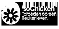 logo sochicken, degeluksvogel, gelukkig, geluk