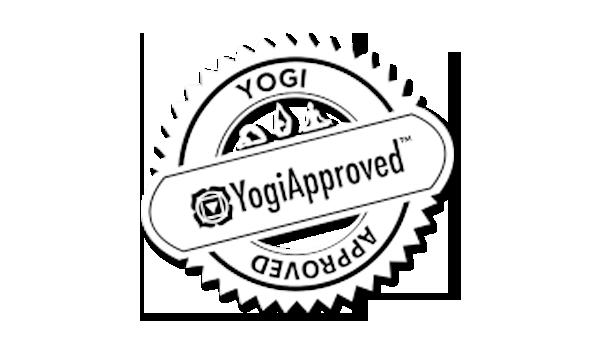 logo yogi approved degeluksvogel, gelukkig, geluk