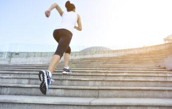 hardlopen sporten de geluksvogel gelukkig geluk