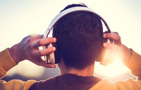 muziek, geluk gelukkig de geluksvogel