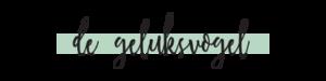 De geluksvogel - Logo - Gelukkig zijn, geluk