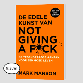 geluk, gelukkig, geluksvogel, boekentips, boek, dont giving a fuck